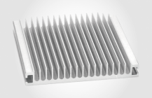 Aluminum Extruded Heat Sinks for frequency converter